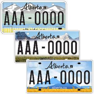 http://www.servicealberta.ca/images/drivers/LicencePlateChoices.jpg